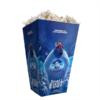 Apróláb pohár, Migo topper és popcorn tasak