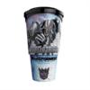 Transformers: Az utolsó lovag pohár, Megatron topper és popcorn tasak