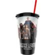 Az Igazság Ligája pohár The Flash topper és popcorn tasak