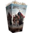 Az Igazság Ligája pohár Batman topper és popcorn tasak