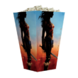 Wonder Woman pohár, Wonder Woman, Euboea topper szett és popcorn tasakok