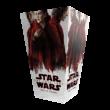 vStar Wars: Az utolsó Jedik pohár Chewbacca topper és popcorn tasak