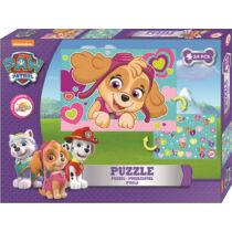A Mancs őrjárat kétoldalas puzzle 24 db-os