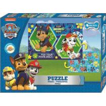 A Mancs őrjárat kétoldalas puzzle 99 db-os