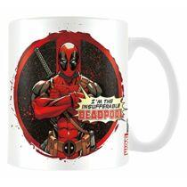 Deadpool bögre - Fegyverekkel