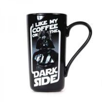 Star Wars Darth Vader latte bögre