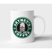 Terminator bögre - Skynet's Coffee