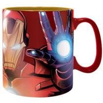 Marvel Vasember nagyméretű bögre csillogó felülettel