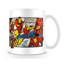 Vasember bögre - Marvel Retro Panels