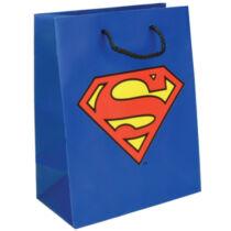 Superman díszzacskó, ajándéktáska - nagy méret
