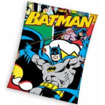 Batman polár takaró, ágytakaró