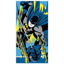 Batman törölköző, fürdőlepedő