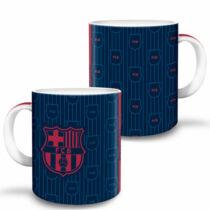 FC Barcelona porcelán bögre - Logó