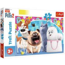 A kis kedvencek titkos élete 2 Maxi puzzle 24 db-os