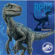 Jurassic World papírszalvéta