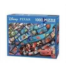 Disney Pixar mozivarázs puzzle 1000 db-os