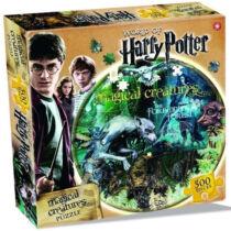 Harry Potter mágikus állatok puzzle 500db-os