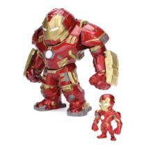 Bosszúállók: Ultron kora Hulkbuster és Vasember figura