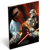 Star Wars: Az ébredő Erő papírfedeles notesz A/6