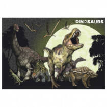 Dinoszaurusz könyöklő