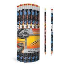 Jurassic World grafit ceruza radír véggel két változatban