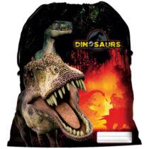 T-Rex dinoszaurusz tornazsák, sportzsák