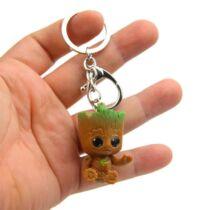 Baby Groot kulcstartó - Ülő