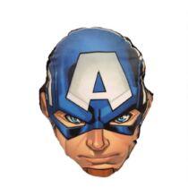 Bosszúállók Amerika Kapitány plüss forma párna