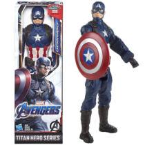 Bosszúállók: Végjáték Titan Hero Amerika Kapitány figura 30 cm-es