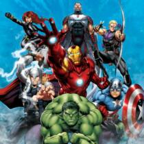 Marvel Bosszúállók párnahuzat