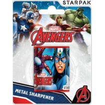 Marvel Bosszúállók ceruza hegyező, faragó