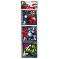 Marvel Bosszúállók mini notesz szett