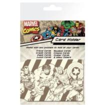 Marvel Comics kártyatartó