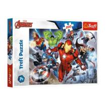 Bosszúállók puzzle - 200 db-os