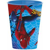 Pókember: Hazatérés műanyag pohár