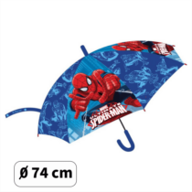 Marvel Pókember félautomata esernyő 74 cm