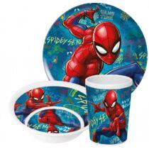 Marvel Pókember étkészlet