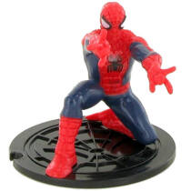 Pókember támadásban játékfigura