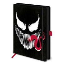 Venom prémium jegyzetfüzet A/5