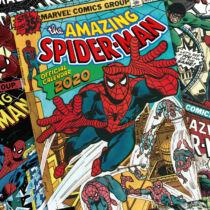 Marvel Pókember Comics falinaptár 2020