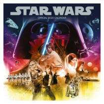 Star Wars falinaptár 2020 - Klasszikus karakterek