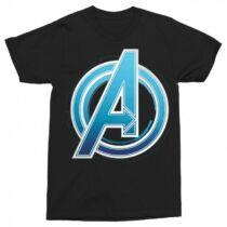 Bosszúállók - Avengers - Férfi rövid ujjú póló - Több színben