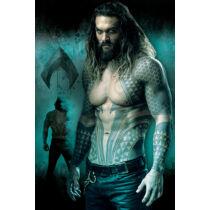 Az Igazság Ligája plakát - Aquaman