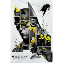 Batman plakát - 80th Anniversary