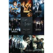 Harry Potter plakát kollekció