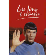 Star Trek plakát - Live Long and Prosper