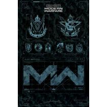 Call of Duty: Modern Warfare plakát - Fractions