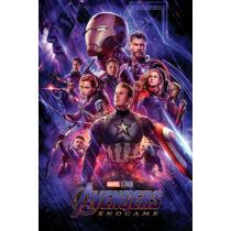 Bosszúállók: Végjáték plakát - Végleges poszter