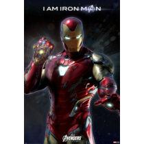 Bosszúállók: Végjáték plakát - I Am Iron Man