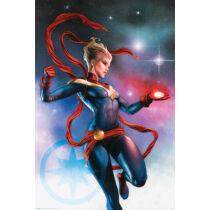 Marvel Kapitány plakát - Galaxy
